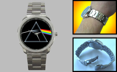 Sport Metal Watch : Pink Floyd - The Dark Side of the Moon
