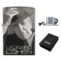 Lighter : Leonard Cohen