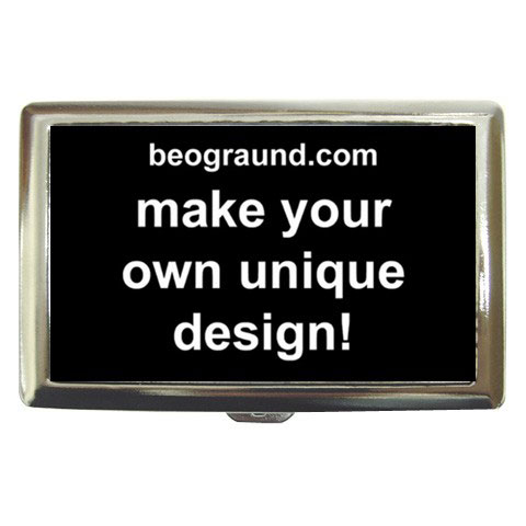 Cigarette Case Custom Design