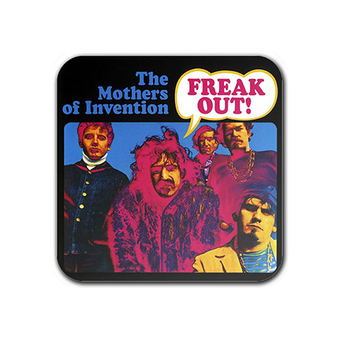 Frank Zappa And The Mothers Of Invention Freak Out Magnet