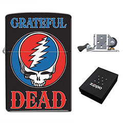 Lighter : Grateful Dead - Steal Your Face