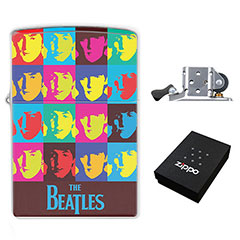 Lighter : The Beatles / Andy Warhol