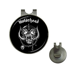 Golf Ball Marker Hat Clips : Motorhead