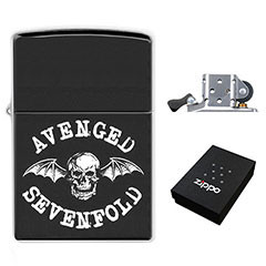 Lighter : Avenged Sevenfold - Deathbat