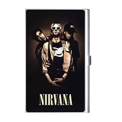 Card Holder : Nirvana