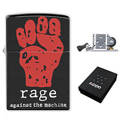 Lighter : Rage Against The Machine