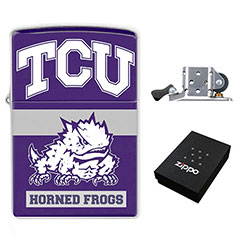 Lighter : TCU Horned Frogs