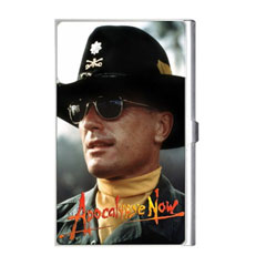 Card Holder : Apocalypse Now - Robert Duvall as Bill Kilgore
