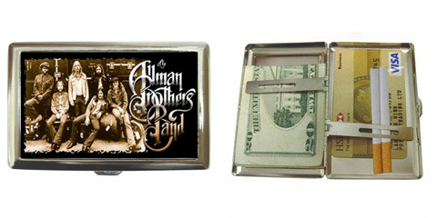 Cigarette Case : Allman Brothers Band - At Fillmore East