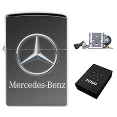 Lighter : Mercedes-Benz