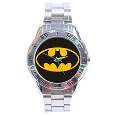Sport Dial Watch : Batman Shield