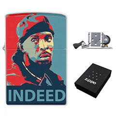 Lighter : The Wire - Omar Little - Indeed