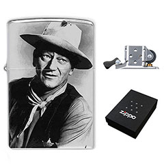 Lighter : John Wayne