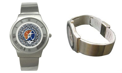 Roman Dial Watch : Grateful Dead - Aztec - SYF
