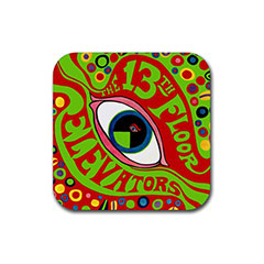 Square Rubber Coasters : The Psychedelic Sounds of the 13th Floor Elevators