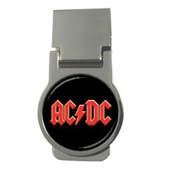 Money Clip (Round) : AC/DC