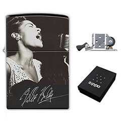 Lighter : Billie Holiday