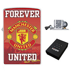 Lighter : Manchester United - Forever United - Red Devils
