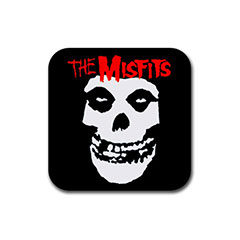 Coasters (4 Pack - Square) : The Misfits