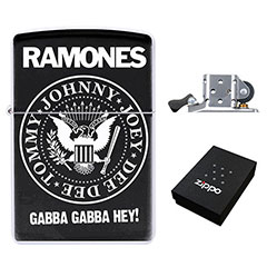 Lighter : Ramones - Gabba Gabba Hey!