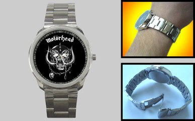 Sport Metal Watch : Motorhead
