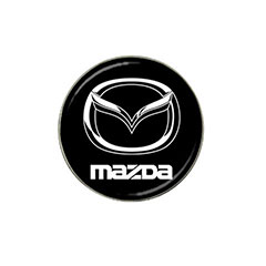 Golf Ball Marker: Mazda
