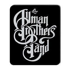 Allman Brothers Band Mousepad Mouse Pad Mouse Mat