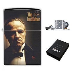 Lighter : Godfather - Marlon Brando as Don Vito Corleone