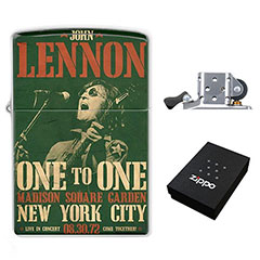 Lighter : John Lennon - One to One, Live in NYC, 1972