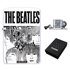 Lighter : The Beatles - Revolver