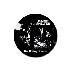 Coasters (4 Pack - Round) : Rolling Stones - Gimme Shelter