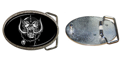 Belt Buckle : Motorhead