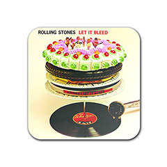 The Rolling Stones - Let It Bleed : Magnet