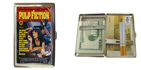 Cigarette Case : Pulp Fiction