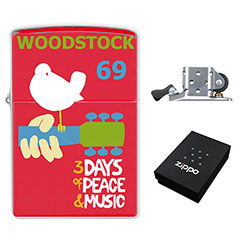 Lighter : Woodstock 1969