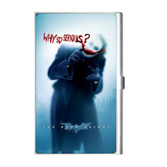 Card Holder : Dark Knight - Why So Serious?