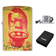 Zippo Lighter : Rolling Stones - Exile On Main St.