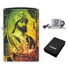 Lighter : Haile Selassie