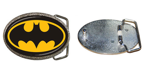 Belt Buckles : Batman Shield