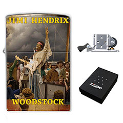 Lighter : Jimi Hendrix - Woodstock