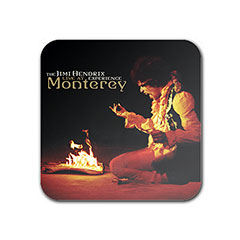 The Jimi Hendrix Experience - Live at Monterey : Magnet