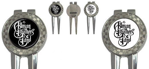 Golf Divot Repair Tool : Allman Brothers Band