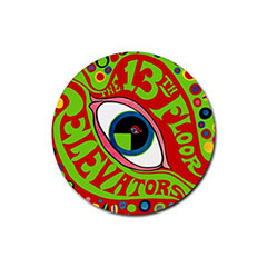 Coasters (4 Pack - Round) : The Psychedelic Sounds of the 13th Floor Elevators