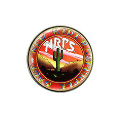 Golf Ball Marker : New Riders of the Purple Sage