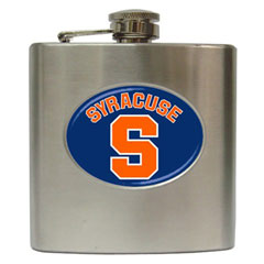 Liquor Hip Flask : Syracuse Orange