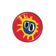 Golf Ball Marker: Primal Scream - Screamadelica