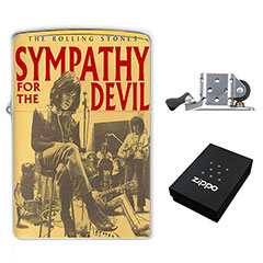 Lighter : The Rolling Stones - Sympathy for the Devil