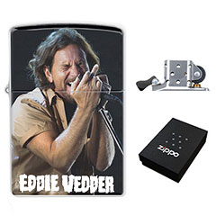 Lighter : Eddie Vedder - Pearl Jam