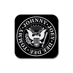Coasters (4 Pack - Square) : Ramones