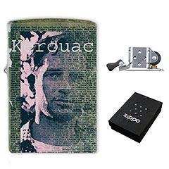 Lighter : Jack Kerouac